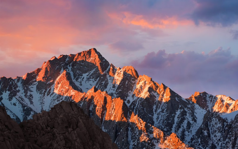 MacOS Sierra Wallpaper Macbook Wallpaper 1024x640