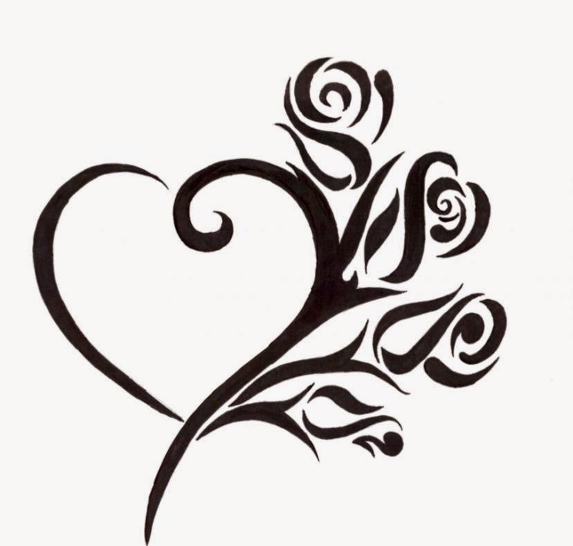 heart on Pinterest
