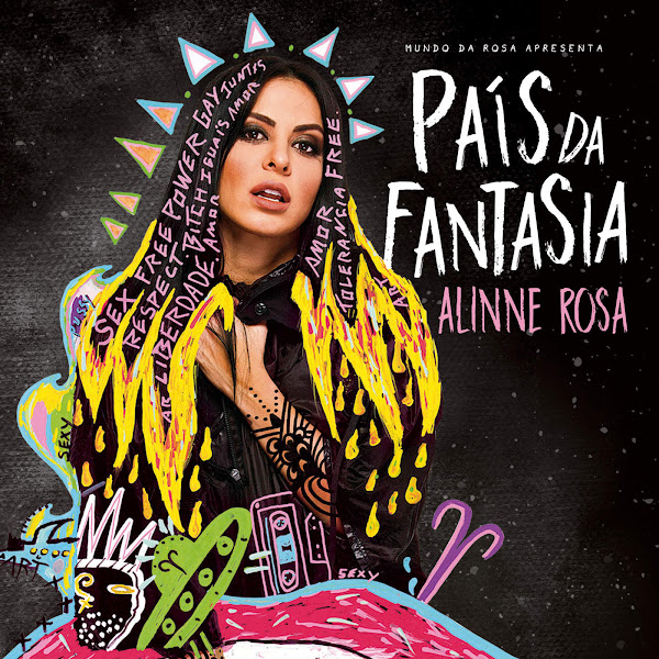 Baixar CD Alinne Rosa – País da Fantasia
