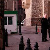 Przy pomniku Enigmy pod Zamkiem