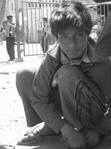 Enfant du Népal