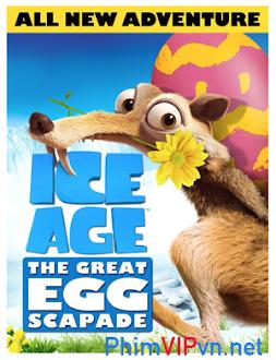 Xem phim Kỹ Băng Hà: Hành Trình Tìm Trứng - Ice Age: The Great Egg-scapade