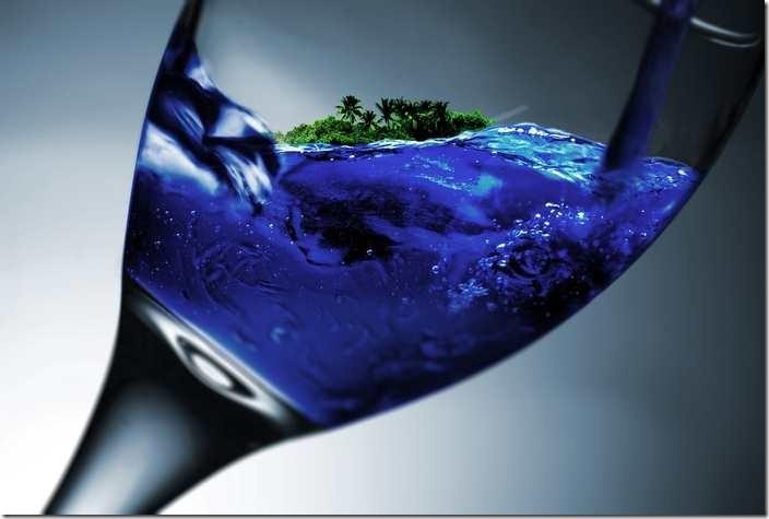 L'inteprétation des rêves en Islam sur le verre.
