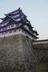 名古屋城:天守台の石垣