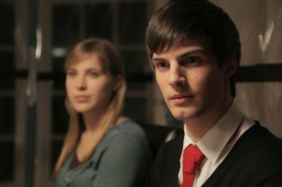 Frequencies - Daniel Fraser is Zak and Eleanor Wyld is Marie