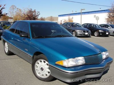 1994 Buick Skylark Coupe Specifications Pictures Prices