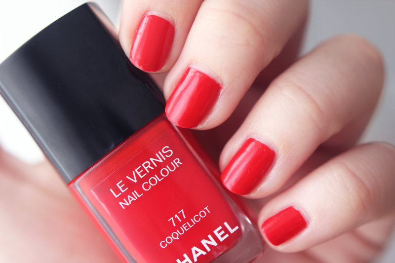 In love with: Chanel Coquelicot