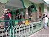 Bersih Masjid Sirojul Huda, Wates Tengah, Potrobangsan, Magelang