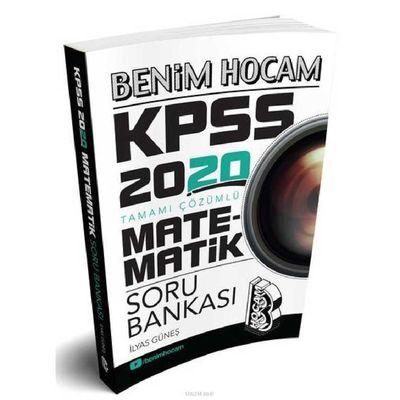 KPSS MATEMATİK TAMAMI ÇÖZÜMLÜ SORU BANKASI BENİM HOCAM YAYINLARI