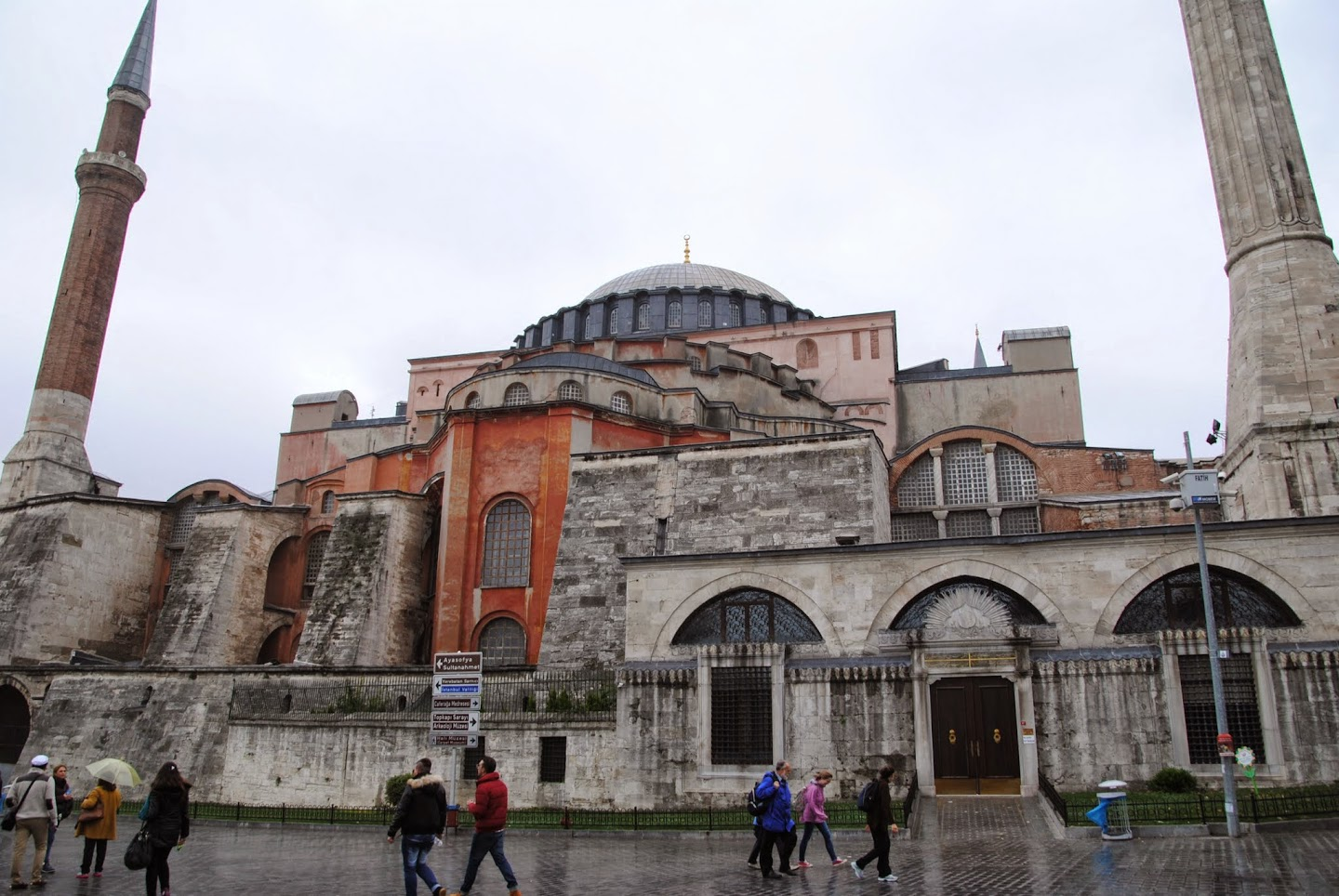 My Photos: Turkey -- Istanbul -- Aya Sofia