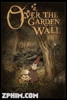 Vùng Đất Thần Bí - Over the Garden Wall (2014) Poster