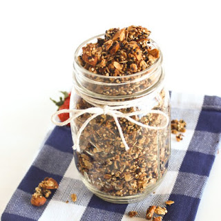 6-Ingredient Quinoa Granola.