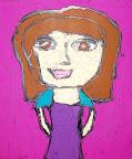 Self-Portrait by Mackenzie