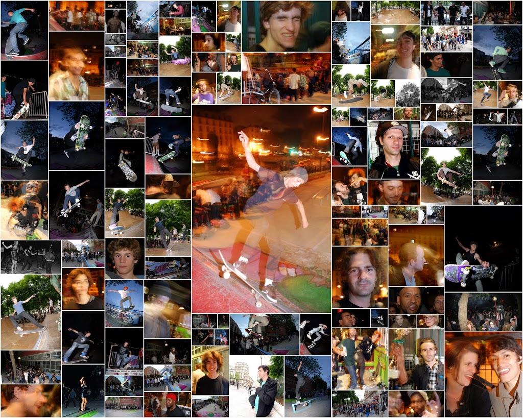 Jemmapes PARIS SKATE-DAY 2011