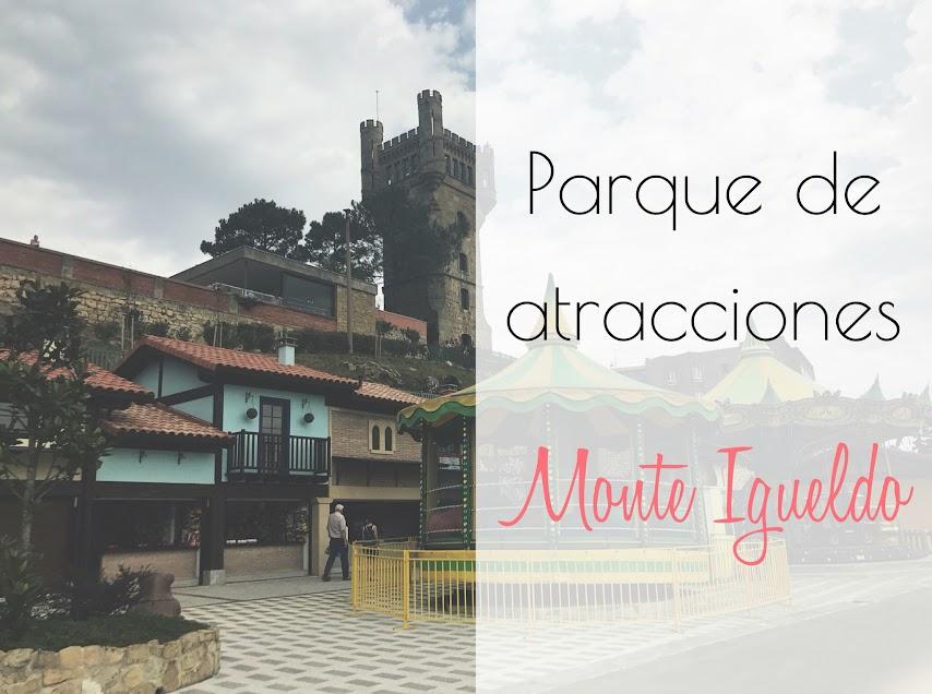 Visitar el Monte Igueldo de Donostia con los niños