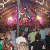 Coverband Stream, feesttent, Easterein