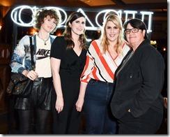 Miranda July, Laura Mulleavy, Kate Mulleavy, Catherine Opie