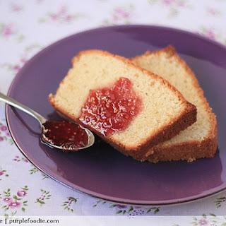 Tahitian Vanilla Cake Recipe