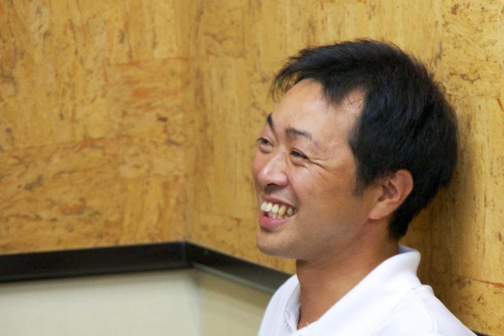 藤信清彦さん