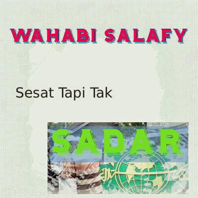 Tentang Wahabi Salafy