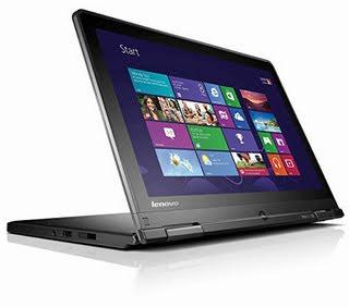"Lenovo ThinkPad Yoga 12 12.5"" i7-5500U 8GB 256GB SSD + 1TB HDD Windows 8.1 Pro Touchscreen Tablet Convertible Mini Laptop Computer"