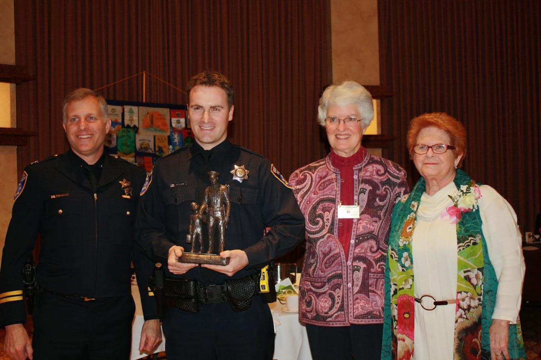 Public Safety Awards 2014 - Captain%2BSchwartz%253B%2BOfficer%2BMatthies%252C%2BPres%2BPeggy%252C%2BTeri%2BAbramson.JPG