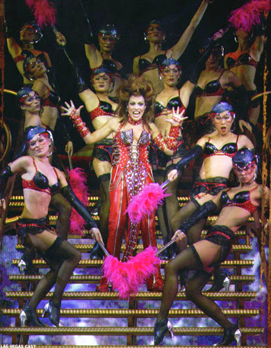 Patti Russo - Killer Queen - We Will Rock You Las Vegas