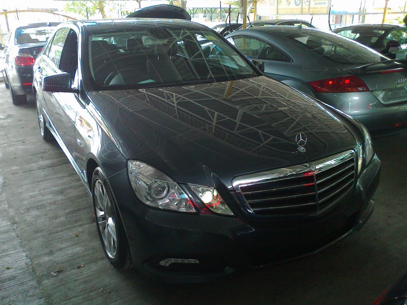 Mengimport dan menjual kereta mewah recon baru dan for Mercedes benz 0305 for sale