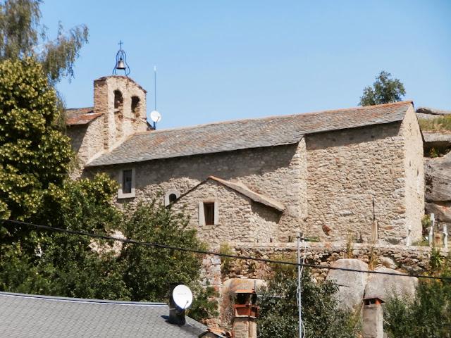 La iglesia de Caudies