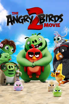 Capa Angry Birds 2: O Filme – Torrent 2019 Dublado BluRay 1080p Download