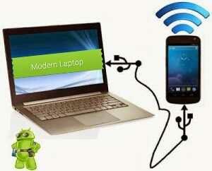 Cara Paling Mudah Merubah Android Menjadi Modem Wifi