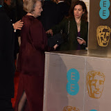 OIC - ENTSIMAGES.COM - Maggie Smith at the  EE British Academy Film Awards 2016 Royal Opera House, Covent Garden, London 14th February 2016 (BAFTAs)Photo Mobis Photos/OIC 0203 174 1069