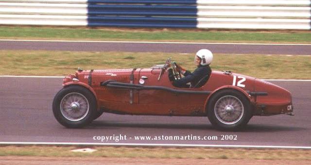 Aston Martin LM20, 1935 г.