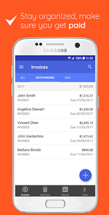Invoice Maker: Estimate & Invoice App Screenshot