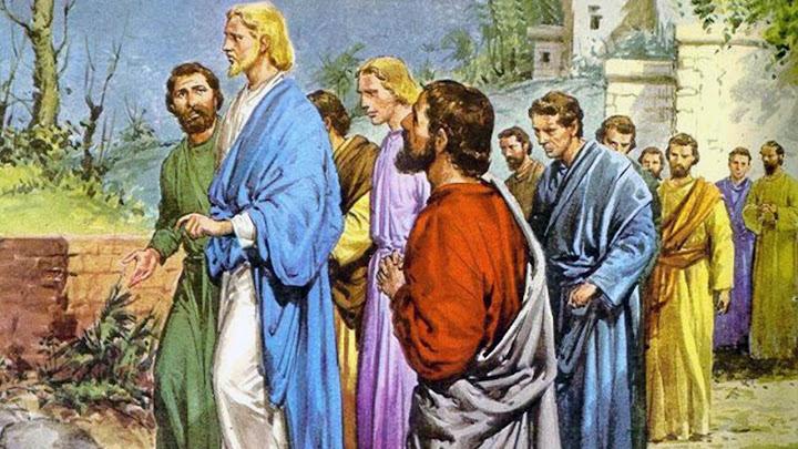 Bỏ mọi sự vì Thầy (25.5.2021 – Thứ Ba Tuần 8 Thường niên)