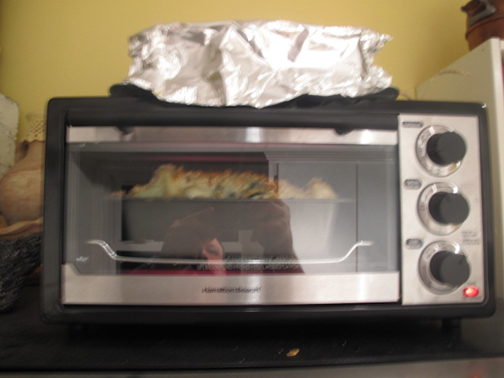 how to break in a new oven