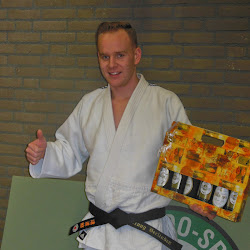 Kenny Verlinden 3e dan judo