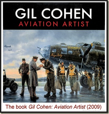 - GIL COHEN, AVIATION ARTIST BOOK rev