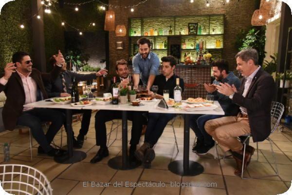 Adelanto las estrellas fotos resumen capitulo for Bazar del cocinero
