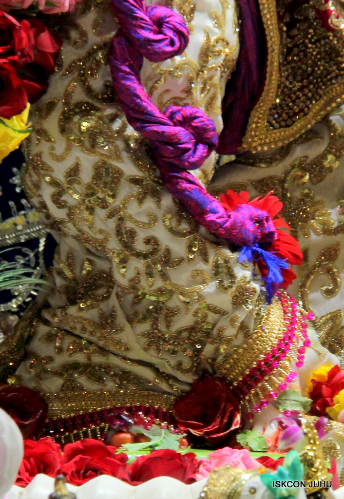 ISKCON Juhu Sringar Deity Darshan on 11th Sep 2016 (16)