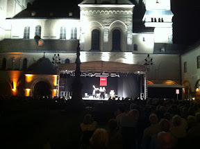 Brauweiler Classic Night with the MozART group 2011