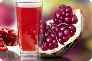 Гранатовый сок рецепт