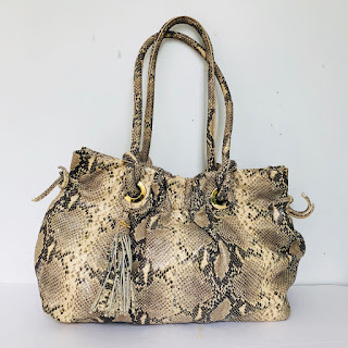 Python Jenrigo Shoulder Bag