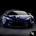 Sports Car Wallpaper (4k) icon