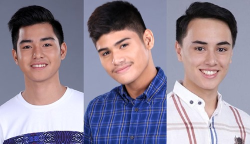 PBB Lucky 7 - Yong, Christian and Edward