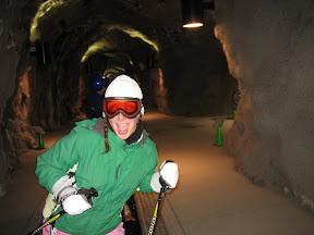 taking the tunnel THROUGH the mountain