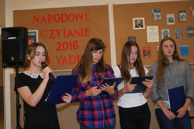 Narodowe Czytanie Quo vadis - DSC05116.JPG