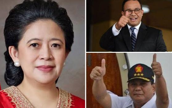 Elektabilitas Digital Mulai Jadi Perhitungan, Nama Puan Singkirkan Anies hingga Prabowo