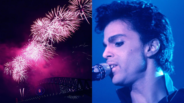 Bowie and Prince to be remembered with huge, streamable NYE fireworks