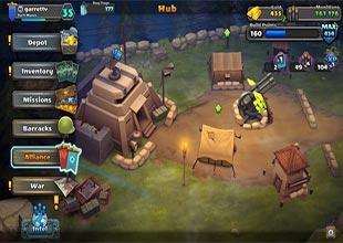 لعبة Guns Up متعددة اللاعبين